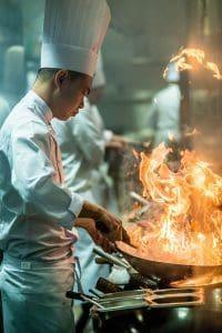 Hakkasan Dubai - David Griffen Food Photographer