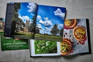 Highclere Castle Cook Book - David Griffen Photography