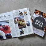 West Country Cook Book by David Griffen Food Photography