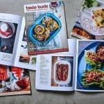 Taste Buds Magazine - David Griffen Food Photography